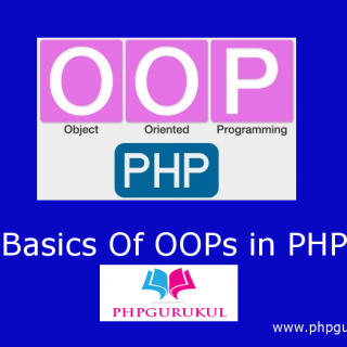 Basics of PHP oops Concepts