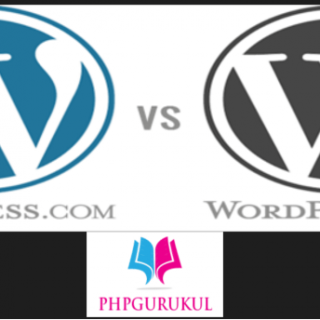 worpress.com vs wordpress.org
