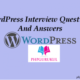WordPress Questions with Answers