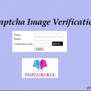 captcha image verification
