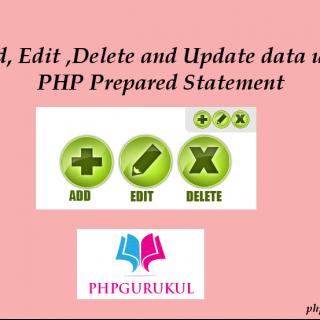 php prepared statements