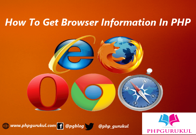 Browser Information in PHP