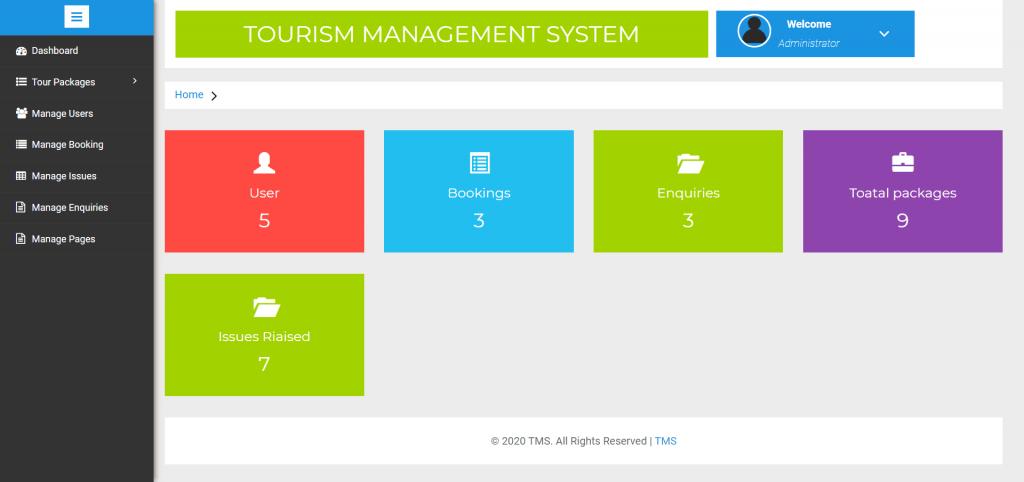 TMS-Admin-Dashboard