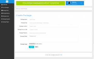 TMS-Admin-Package-Creation