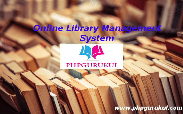 online library management system pdf
