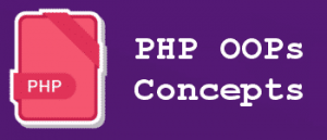 PHP oops concepts