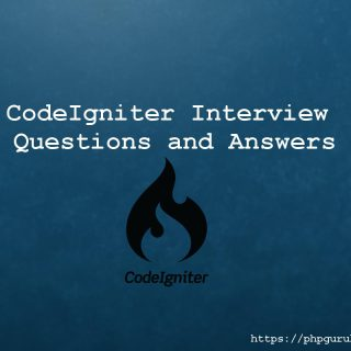 CodeIgniter-Interview-Questions-and-Answers
