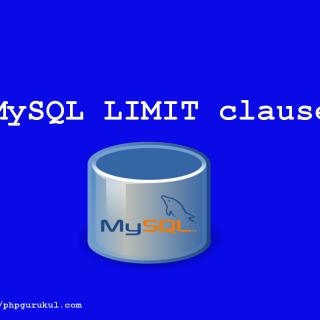 MySQL Limit Clause