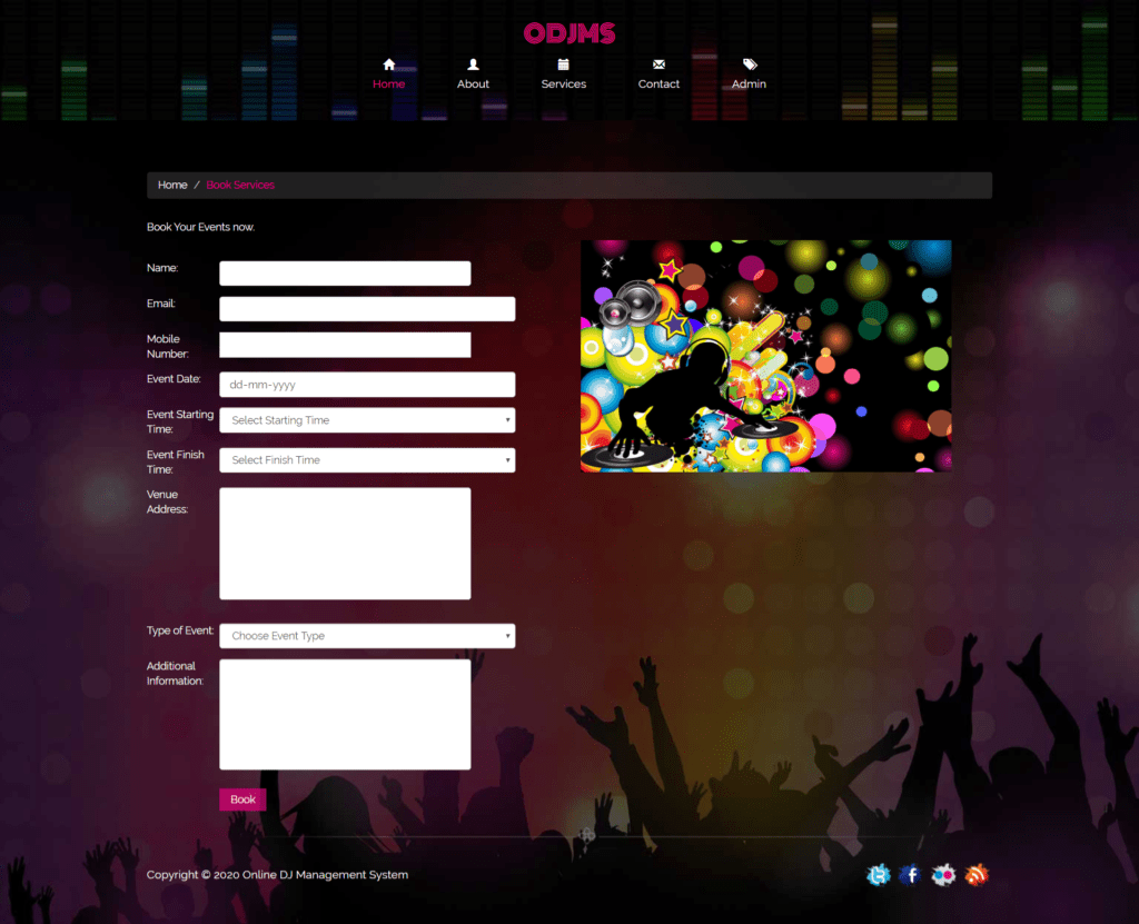 dj-booking-page