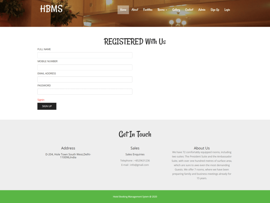 Hotel-Booking-Management-System-Hotel-Sign-Up
