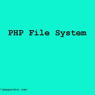 phpfilesystem