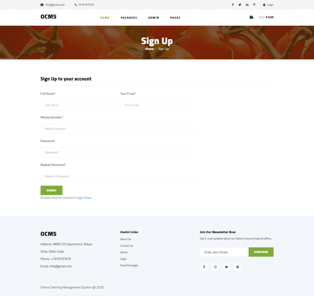 Online_Catering_Management_System_Signup_Page