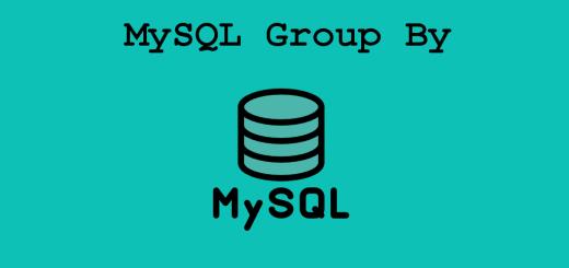 MySQL Group By
