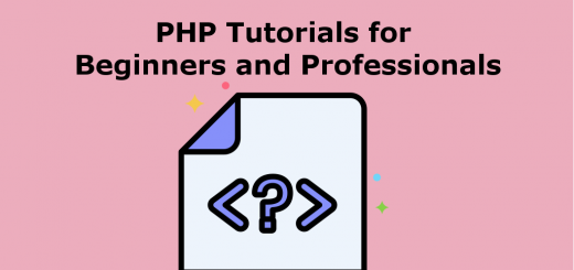 PHPGurukul offers PHP tutorials for Beginners and Professionals