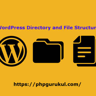 WordPress Directory and File Structure